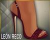 c Elegant Wine Shoes