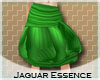 [JG]Rose Skirt Green