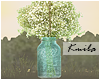 |K Flowers Jar II