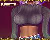 ღ Crop Sweater Bimbo B