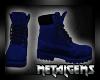 CEM Blue Boots