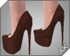 ~AK~ Fall Heels Earth