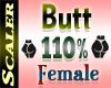 Butt / Hip Resizer 110%