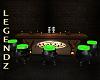 Cauldron Halloween Bar