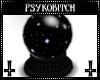 PB Pagan N crystal ball