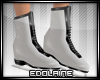 E~ Skates White [M]