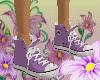 ~TC~purple high tops