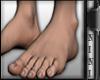 FN Realistic male  feet