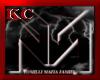 $KC$ Mafia Hat Blk/Tan