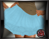 [JAX] 2018 BLU WHO SKIRT