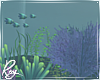 Purple Coral + Fish
