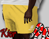 NB + ALD Shorts