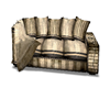 cels gold couchw/lights