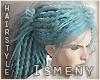 [Is] Dreads Aqua Blue