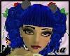 Bangin Blue Babydoll