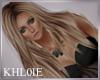 K Avril blonde mix melt