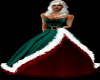 [GA]Xmas Ball Gown Teal