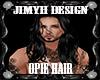 Jm Opie hair