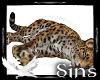 Lazing Leopard Pet