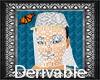 (BFD) Gem Bridal Veil