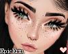 Cutie Freckle Head