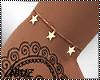 ! Stars Anklet