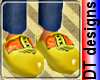 dutch wooden shoes f