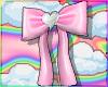 Pink Hair Bows