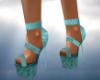 Sage Elegance Heels