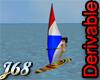 J68 Sailboard Derivable