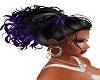 scrunchie BlackPurple