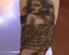 Bae's Tattoo e