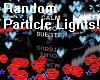 Random Particle Lights