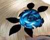 RY*fleur hair blue/black