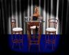 {S} Retro Club Table set