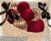 *MD*Santa Basket in hand