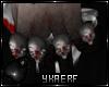 Skull Brass Knuckles M L