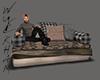 Ghetto Burgue Sofa