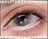 A) Sad eyes brown