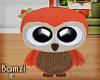 .B. FF Owl Toy