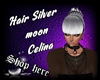 Hair Silver moon Celina