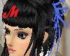 Geisha Chopstick Blue
