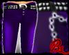 [bz] Slick Purple Skinny