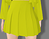 Cyan Skirt
