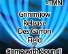 Grimmjow Desgarron Field