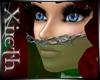 [x] Face Veil Green