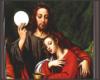 Jesus and Magdalen