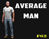 Average man