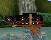 waterfall home