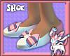 Sylveon Shoes